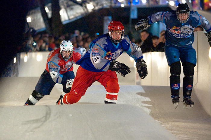 Redbull Crashed Ice 2009
