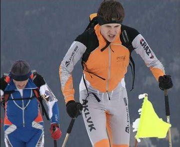 Ondřej Fejfar skialpinismus