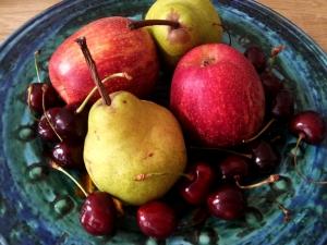 Ovoce je důležitým zdrojem vitamínů