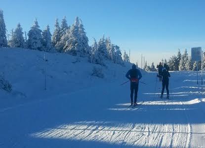 Běžecké lyžování
