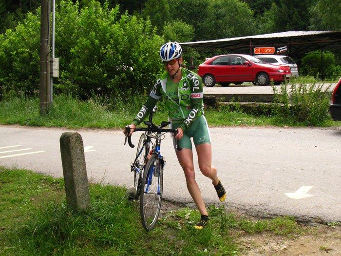 Simona Vykoukalová kolo