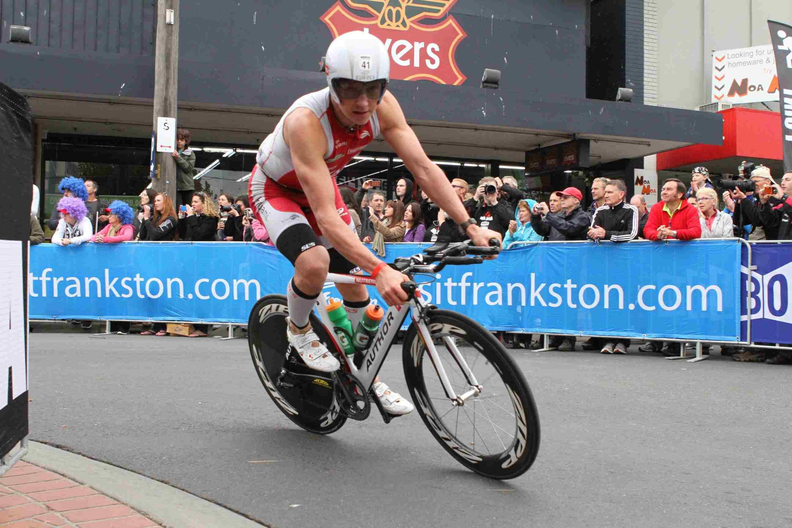 Petr Vabroušek cyklistika