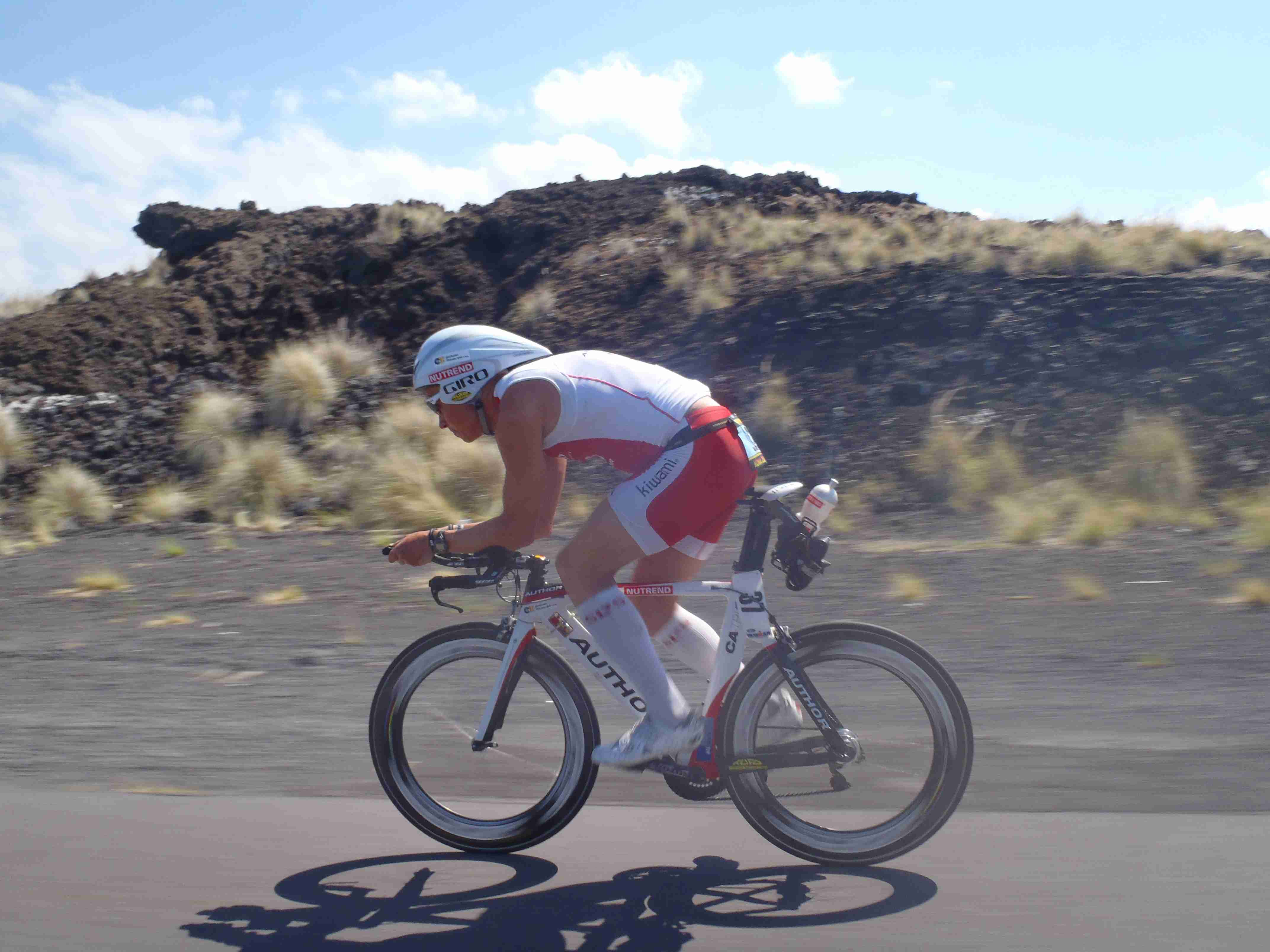 Triatlon cyklistika