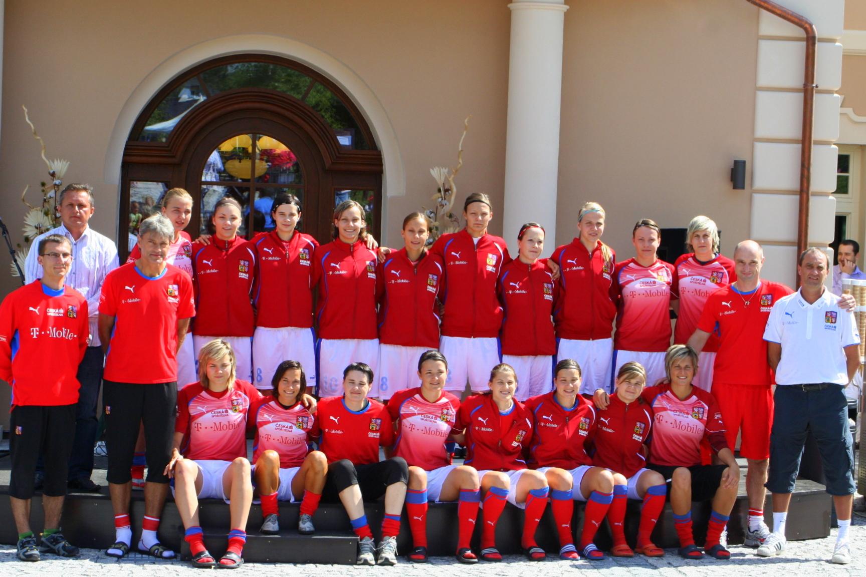 Ženská fotbalové reprezentace