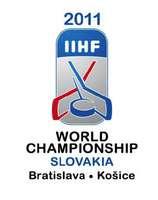 MS v ledním hokeji 2011 Slovensko logo