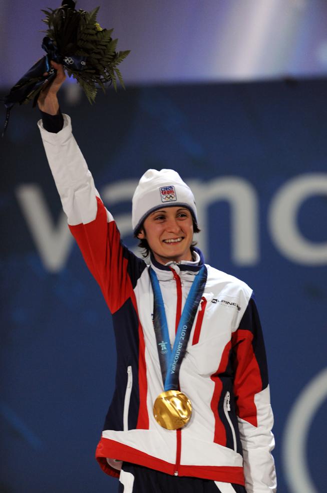 Martina Sáblíková vítězství