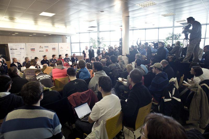 ZOH tisková konference