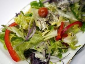 Ilustrační foto salátu