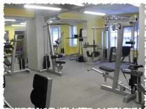 Fitness AZ Varnsdorf