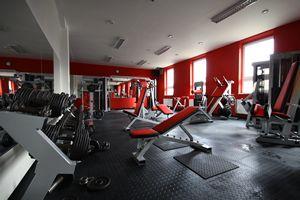 Fitness Kasárna