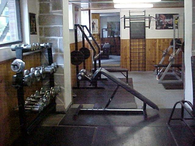 Fitness centrum Jiří Hála