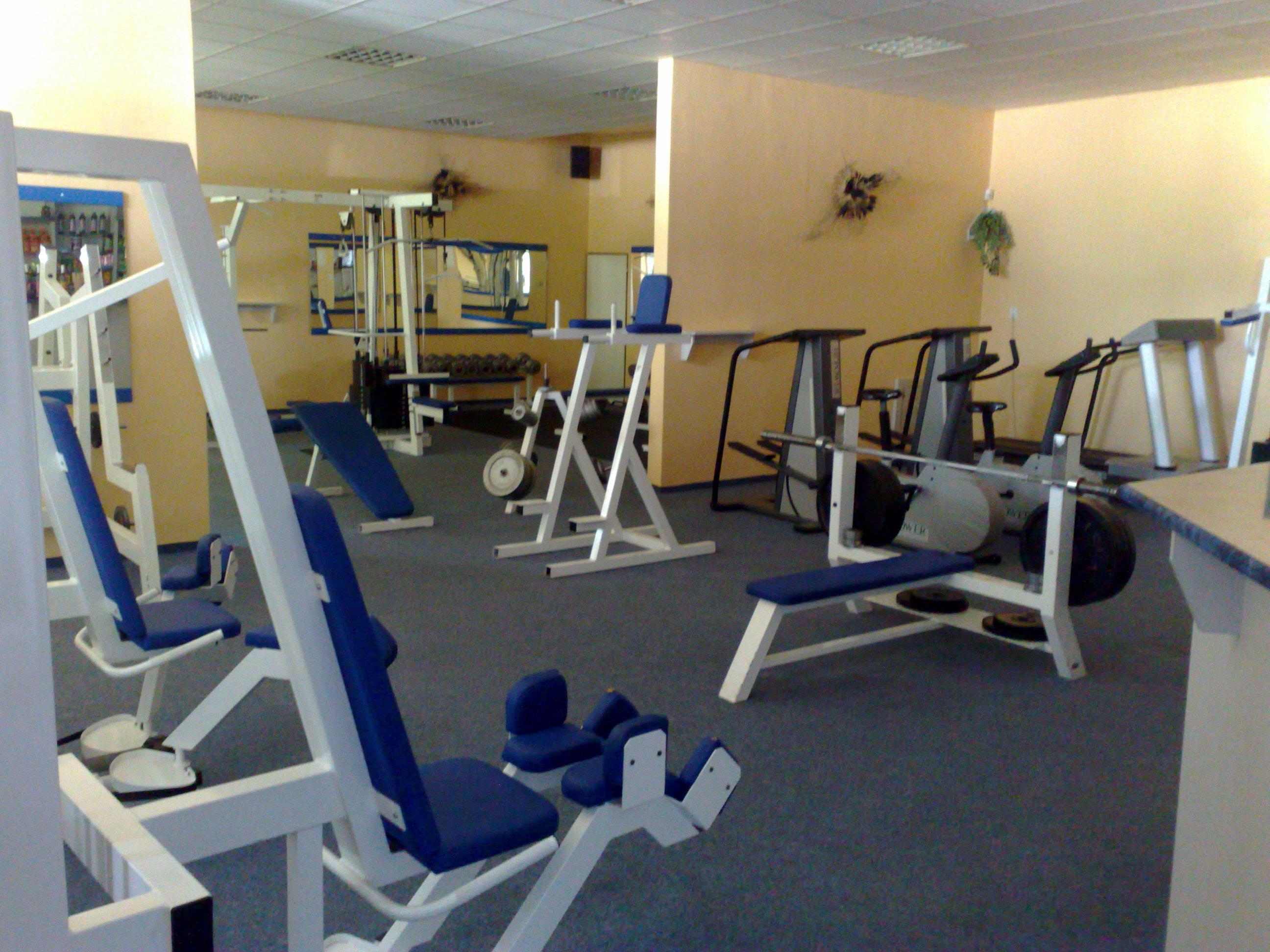 Fitness centrum Jiskra