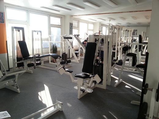 Fitness studio Hofmannovi