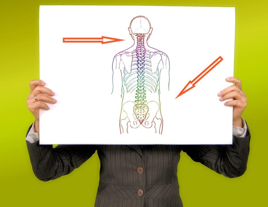 Laminektomie se obvykle provádí u krční nebo bederní páteře
