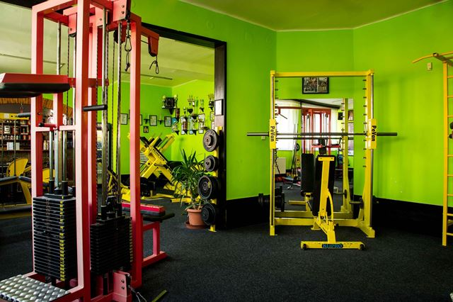 FITNESS CENTRUM PEVAN GYM