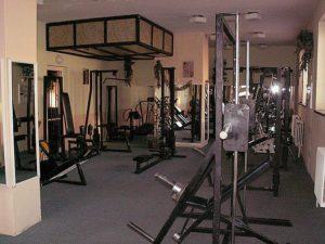 Fitcentrum Příbor ve sportovní hale