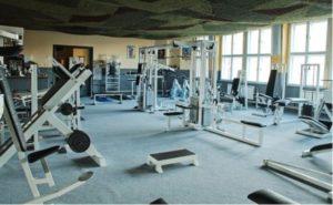Fitness Centrum TOMASS No.1