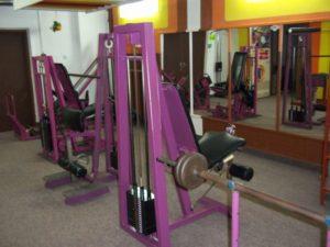 Fitness Maxima