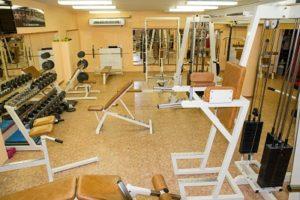 Fitness Petra