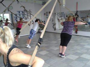Fitness centrum Březina
