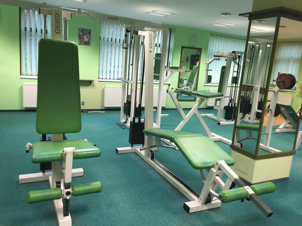 Fitness centrum KRISTÝNA