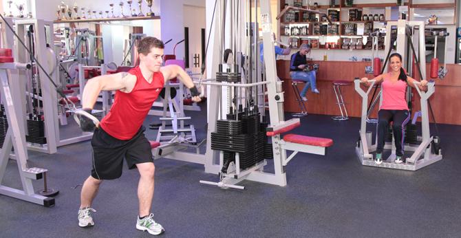 Fitness centrum Lužan