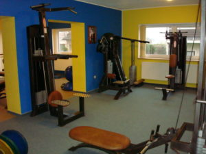 Fitness centrum Skuteč