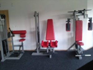 Fitness centrum Stadion