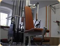 Fitness centrum Toužim