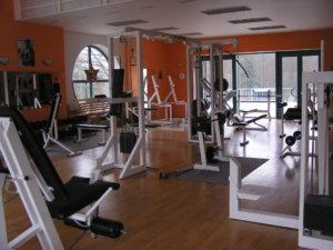 Fitness centrum Zdeněk Hokr