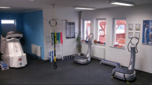 Fitness studio - Power Plate a Vacu Elite