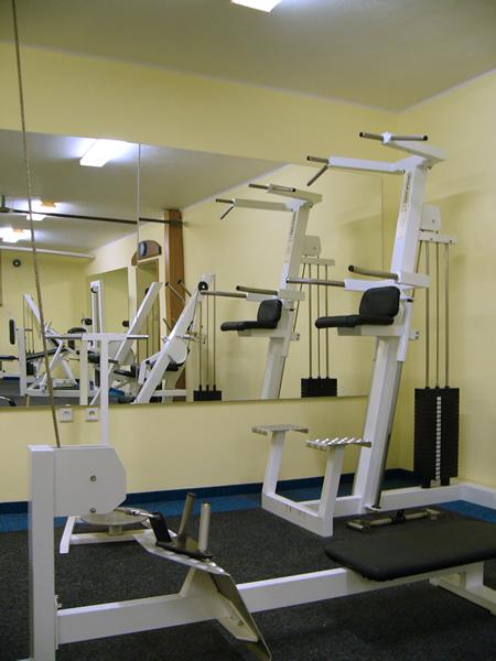 Fitness studio TP