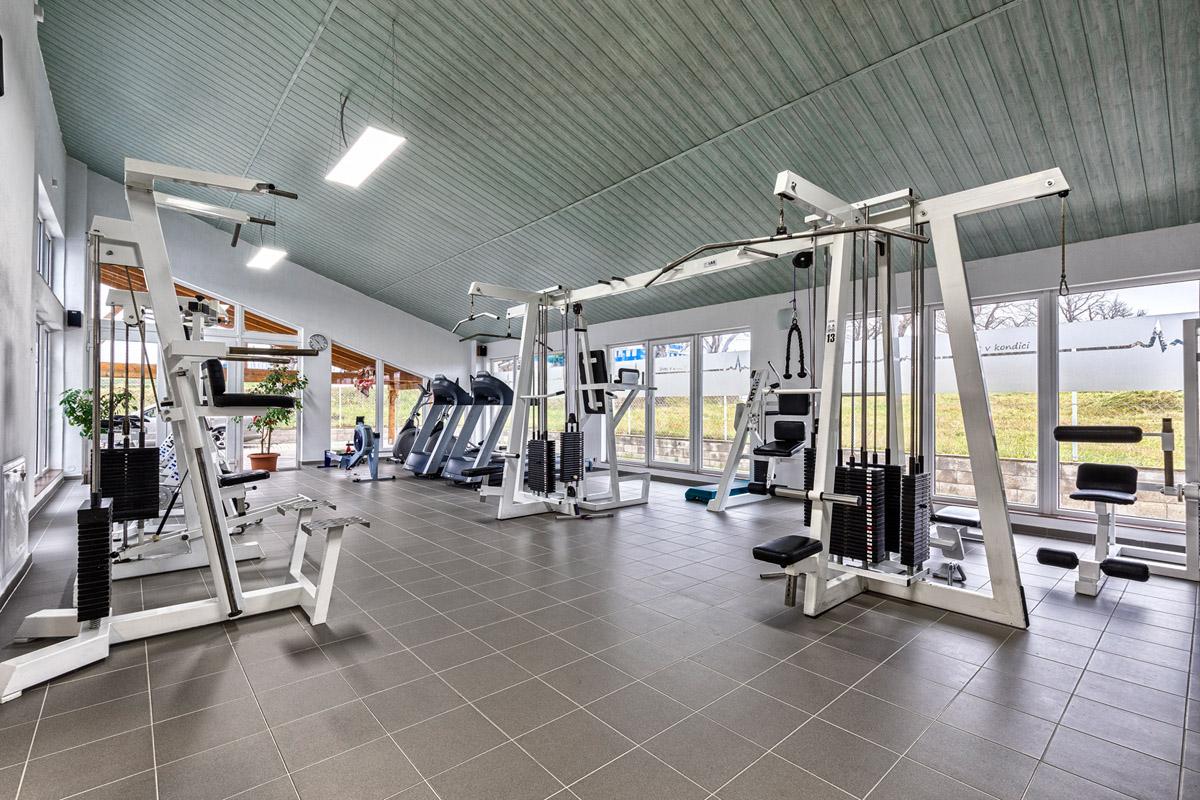 Fitnesscentrum Dobříš