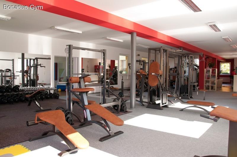 RELAX & FITNESS centrum Bonasus Gym