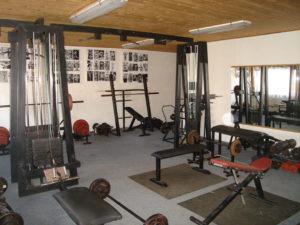 Sezemice Gym