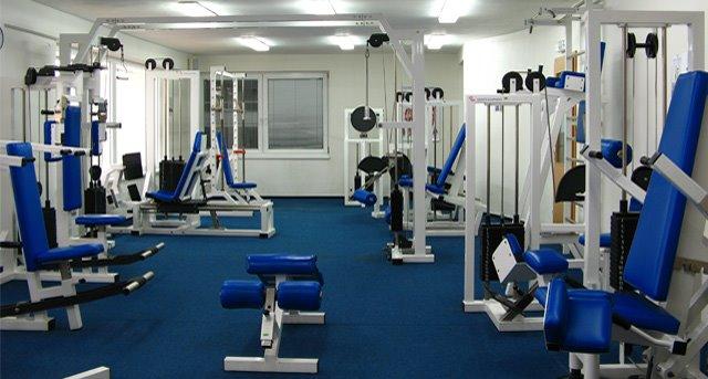 Sportcentrum Vizovice S - M
