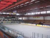 zimní stadion Jindřichův Hradec