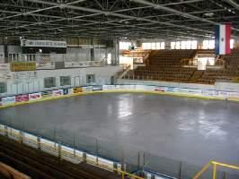 zimní stadion Pelhřimov