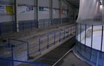 zimní stadion ve Velkém Meziříčí
