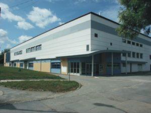 Zimní stadion v Blansku