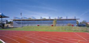Zimní stadion v Litomyšli