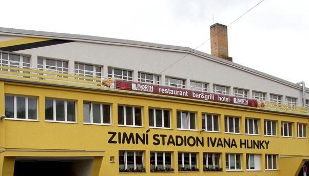 Zimní stadion v Litvínově