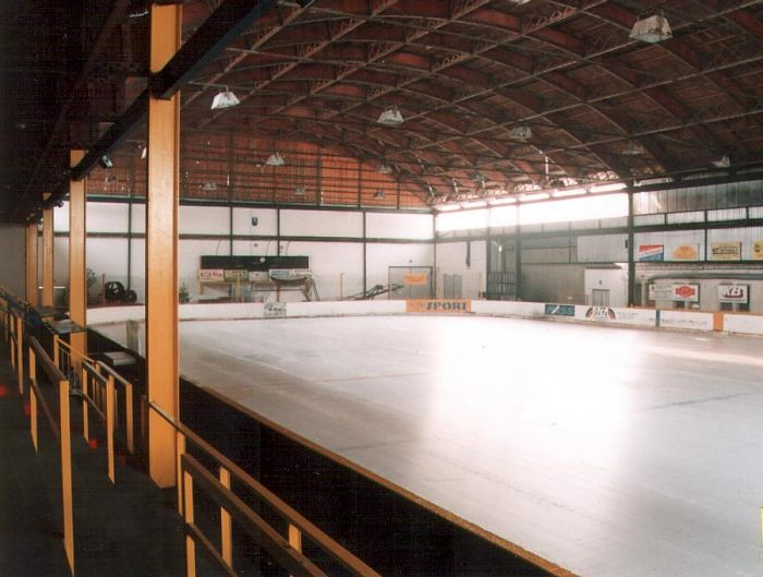 Zimní stadion ve Šternberku