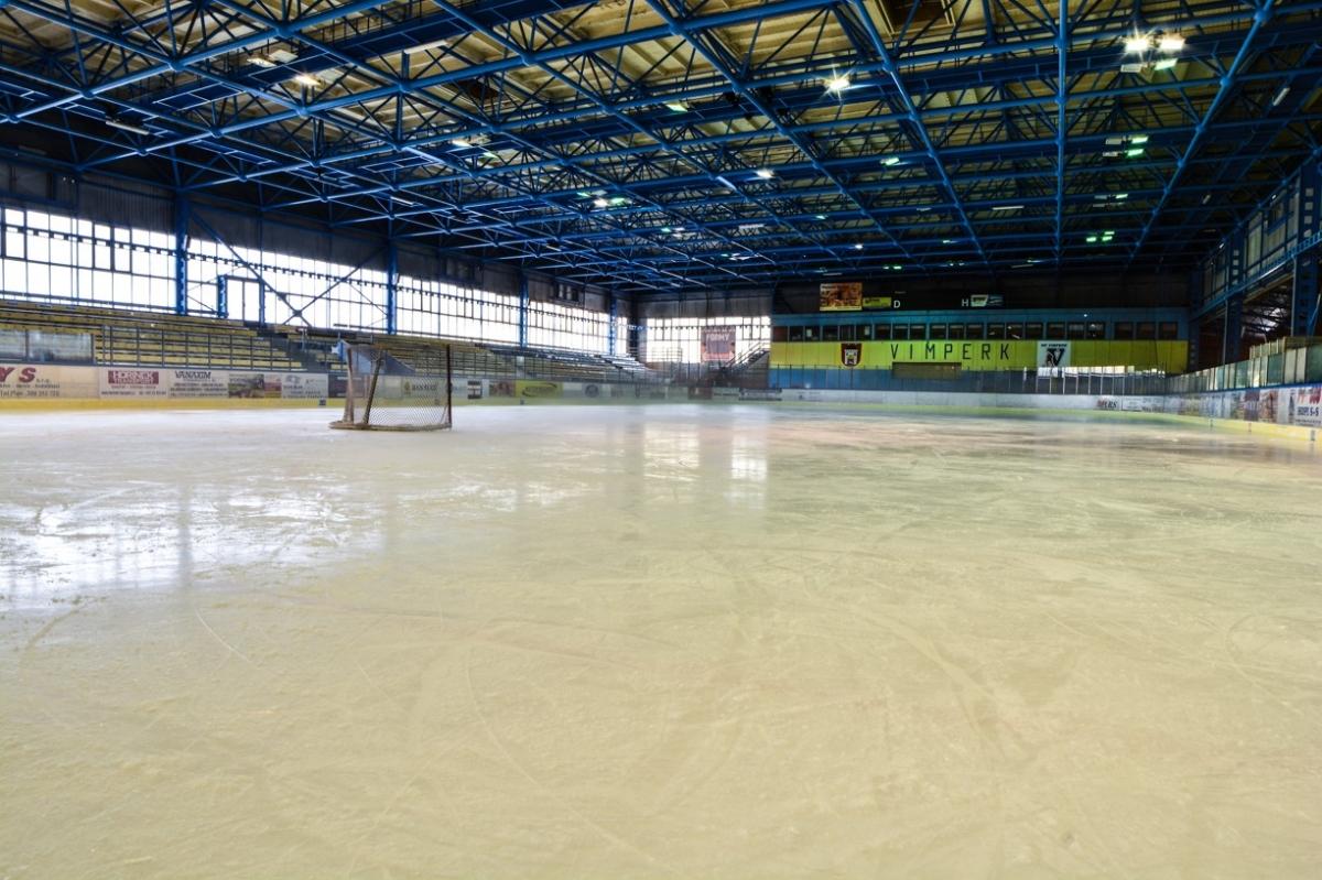 Zimní stadion ve Vimperku