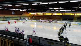 zimní stadion v Kadani