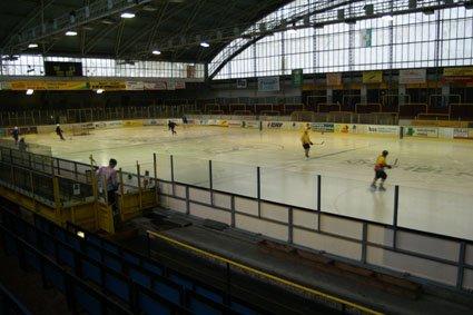 zimní stadion v Sokolově