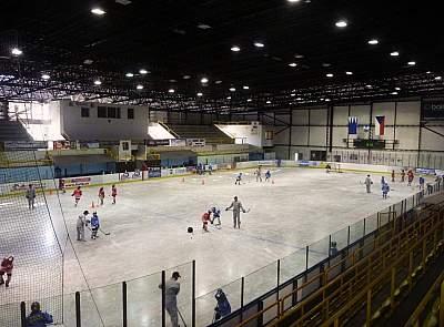 zimní stadion v Trutnově