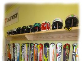 Půjčovna lyží Šumperk