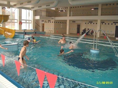Plavecký bazén Rokycany