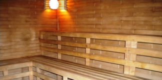 Sauna Bílina